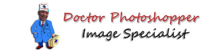 Doctor Photoshopper Logo